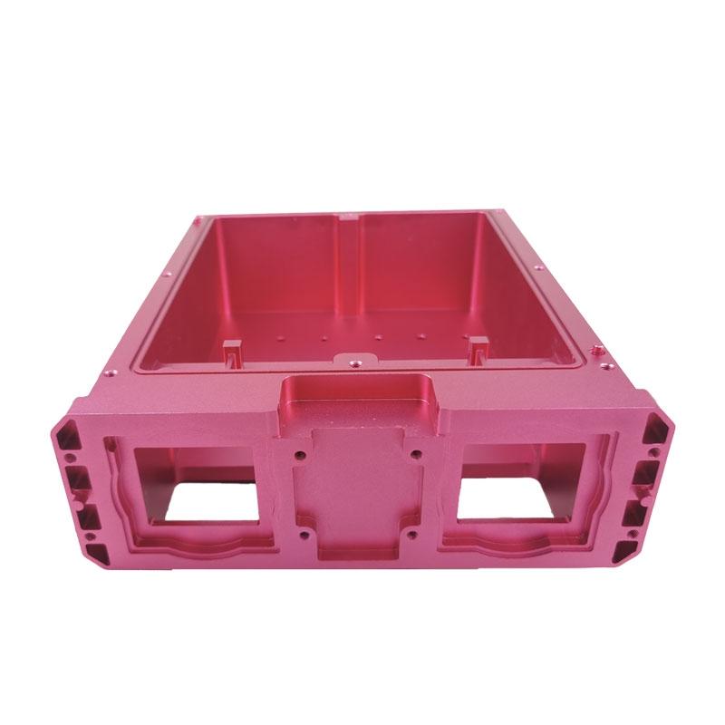 Aluminum alloy CNC parts processing